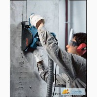 Аренда (прокат) инструмента Bosch - Штроборез GNF 35 CA, пылесос GAS 25