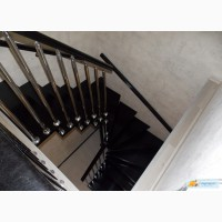 Лестница на второй этаж внутренняя Славянский Двор Виктория в Москве