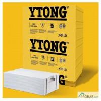 Газобетонные блоки YTONG (ИТОНГ), блоки стеновые повышенной прочности c доставкой