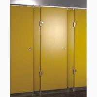 Нержавеющая фурнитура для стеклянных туалетных перегородок. Ножки регулируемые под стекло