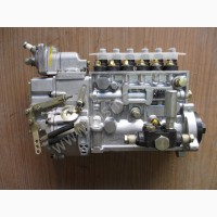 ТНВД BH6P110 для бульдозера SHANTUI SD16, для двигателя Shanghai SC11D (ОРИГИНАЛ)