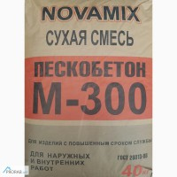 Пескобетон М-300 Novanix 40 кг