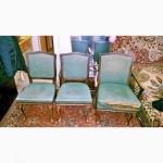 Ремонт и реставрация жёсткой мебели