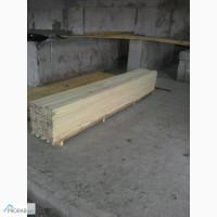 Обрезная доска естественной влажности 50х150х6000 мм