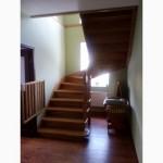 Лестницы из дерева производство