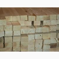Брусок деревянный различного сечения, длины