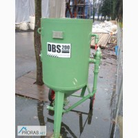 Пескоструйный аппарат CONTRACOR DBS 200 в Астрахани