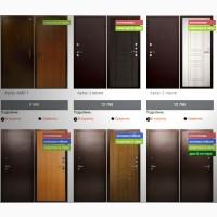 Недорогие и качественные металлические двери в онлайн-магазине «ЦСД»